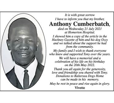 ANTHONY CUMBERPATCH