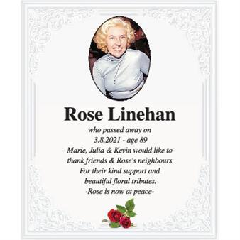 Rose Linehan